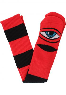 Toy-Machine Sect Stripe Knee High Ladies
