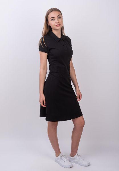 Forvert Kleider Nemea black vorderansicht 0801478