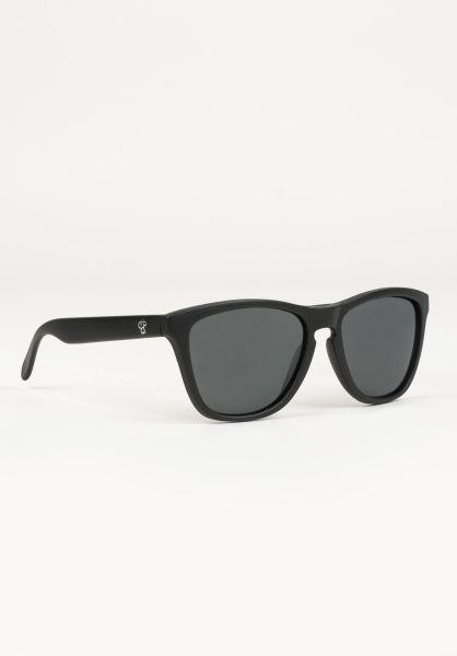 CHPO Sonnenbrillen Bodhi black-black vorderansicht 0590621