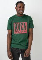 rvca-t-shirts-balance-green-vorderansicht-0321858