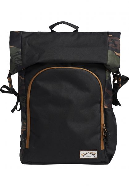 Billabong Rucksäcke Venture Pack camo vorderansicht 0880989