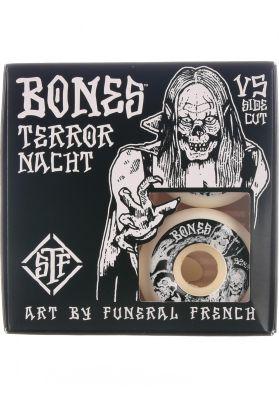 Bones Wheels STF Terror Nacht 83B V5