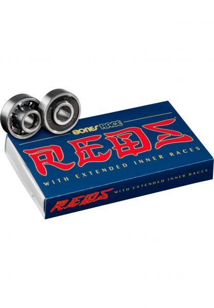 Bones Bearings Kugellager Race Reds no color Vorderansicht