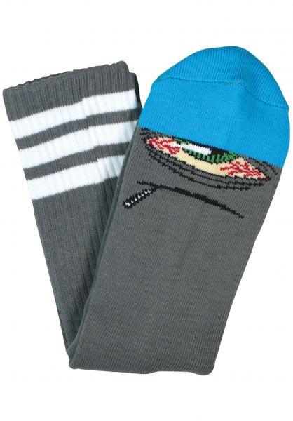 Toy-Machine Socken Stoner Sect grey vorderansicht 0630882