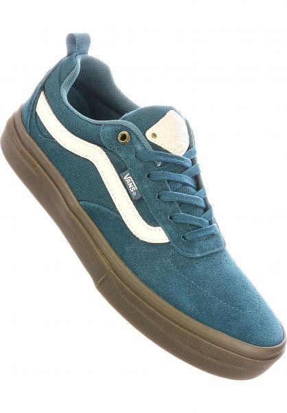 Vans Alle Schuhe Kyle Walker Pro atlantic-dove vorderansicht 0603976