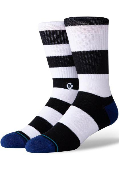 Stance Socken Mariner ST black vorderansicht 0632074