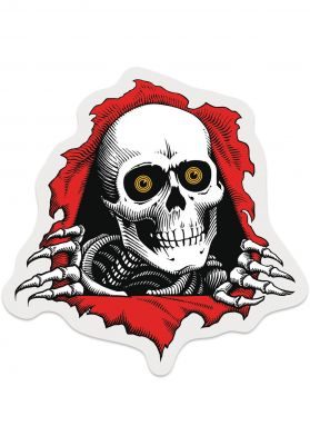 "Powell-Peralta Ripper 3"" Sticker"