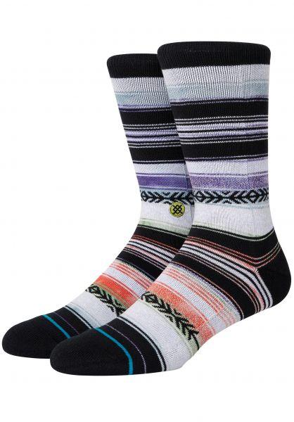 Stance Socken Reykir lime vorderansicht 0632206