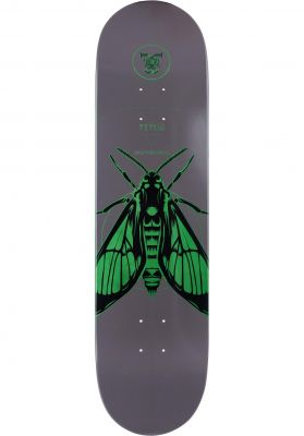 TITUS Skateboard Decks Moth T-Fiber GREEN