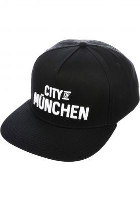 TITUS Caps City of MÜNCHEN Snapback