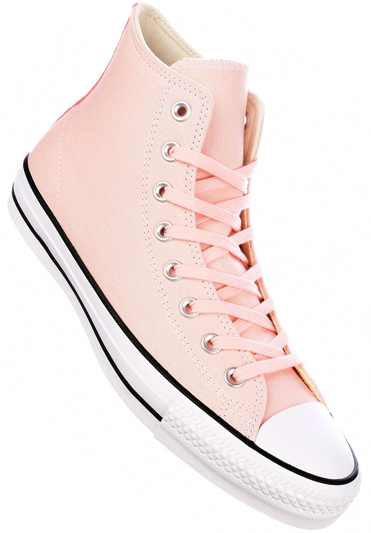 72d96e7a417 ... cheap for discount f0d1a b339e CTAS Pro Hi Converse CONS All Shoes in  vaporpink-pink ...