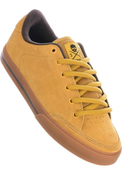 C1RCA Alle Schuhe Lopez 50 camel-black-gum vorderansicht 0603205