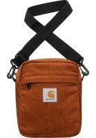carhartt-wip-taschen-cord-bag-small-brandy-vorderansicht-0891649