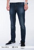 Reell Jeans Spider darkblueused Vorderansicht