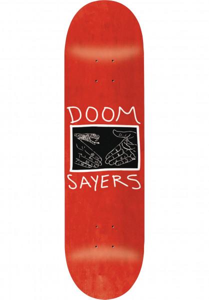Doomsayers Skateboard Decks Snake Shake natural Vorderansicht