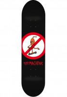 Toy-Machine-Skateboard-Decks-No-Scooter-black-Vorderansicht