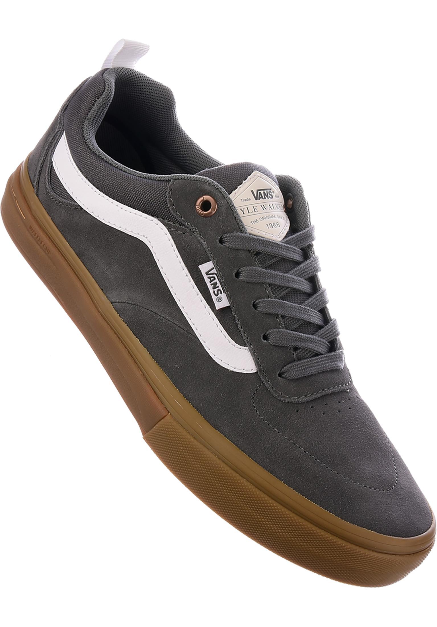 129b64ca635a42 Kyle Walker Pro Vans All Shoes in pewter-gum for Men