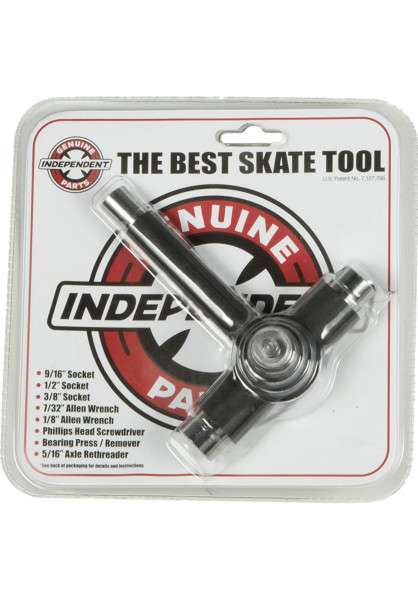 Independent Skate-Tools Best Skate Tool black Vorderansicht