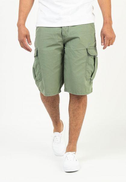 Homeboy Cargoshorts X-tra Cargo Shorts olive vorderansicht 0212029