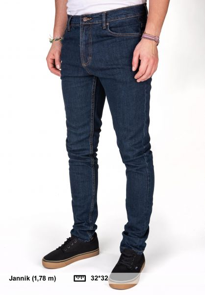 TITUS Jeans Skinny Fit rawblue-denim vorderansicht 0108108