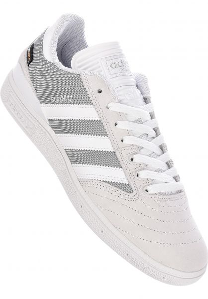 9f0211454617 adidas-skateboarding Alle Schuhe Busenitz Pro white-crystalwhite-white  vorderansicht 0601574
