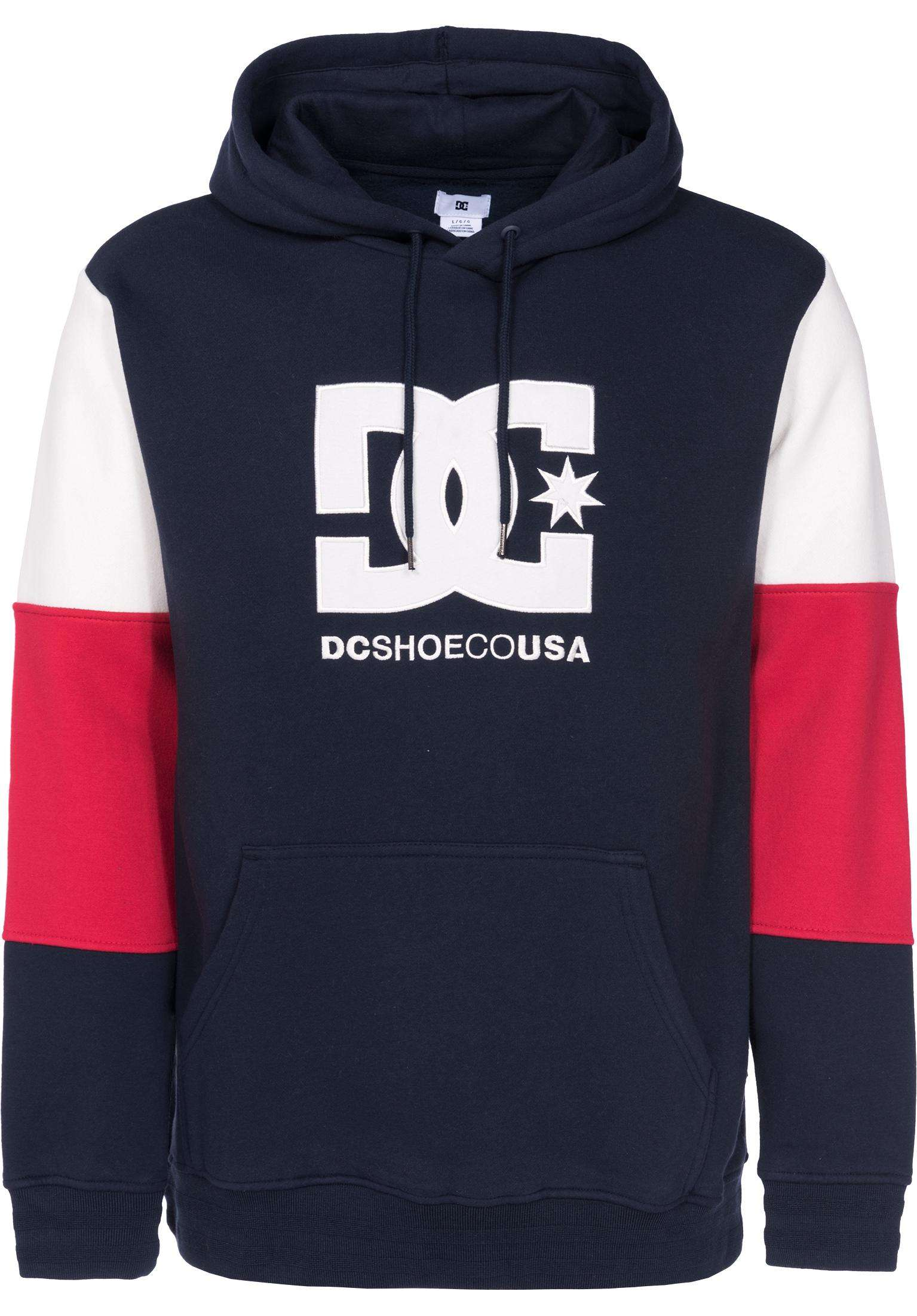 1ff84c5b5a Doney DC Shoes Hoodies in darkindigo für Herren | Titus