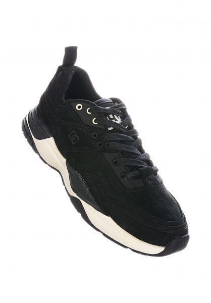 DC Shoes Alle Schuhe E. Tribeka LE black-cream vorderansicht 0612465