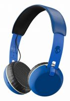 Skullcandy Kopfhörer Grind Wireless On Ear royal-cream-blue Vorderansicht