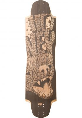 Root Longboards Honeybadger 92er