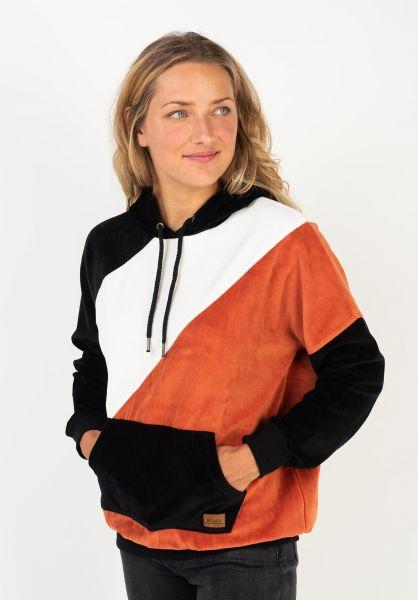 Roxy Hoodies Surf Spot anthracite vorderansicht 0445952