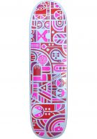 darkroom-skateboard-decks-hieroglyphics-white-multicolored-vorderansicht-0268085