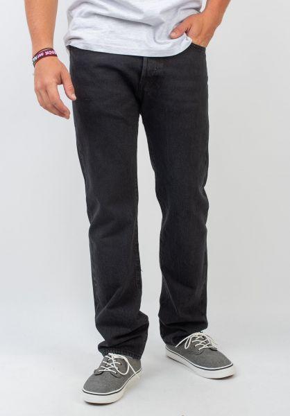 Levis Skate Jeans 501 Original kramer vorderansicht 0227134