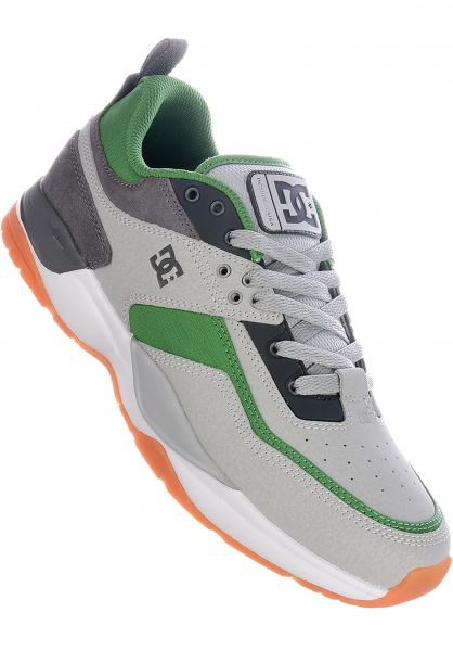 DC Shoes Alle Schuhe E.Tribeka grey-green vorderansicht 0604569