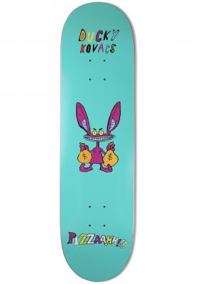Pizza Skateboards Pizzaah Monster Series