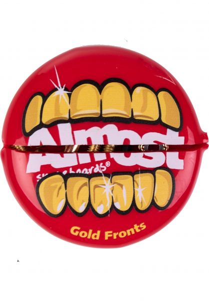 "Almost Montagesätze 7/8"" Inbus Gold Nuts & Bolts In Your Mouth gold vorderansicht 0196201"