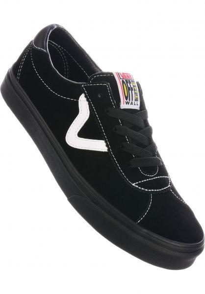 Vans Sport Shoes (black black)