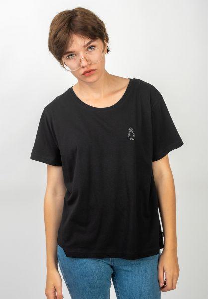 Forvert T-Shirts Faro black vorderansicht 0399447