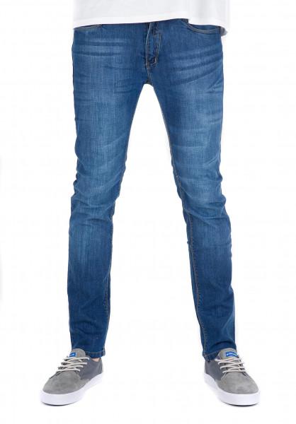 Reell Jeans Skin mid-blue-II Vorderansicht