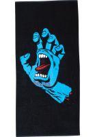 santa-cruz-verschiedenes-screaming-hand-towel-black-vorderansicht-0971775