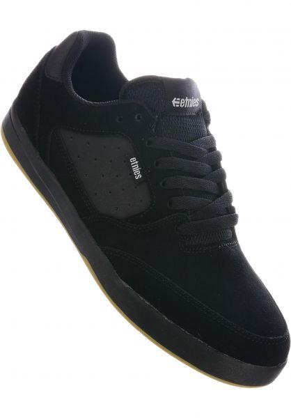 etnies Alle Schuhe Veer x Michelin black-white-gum vorderansicht 0604672