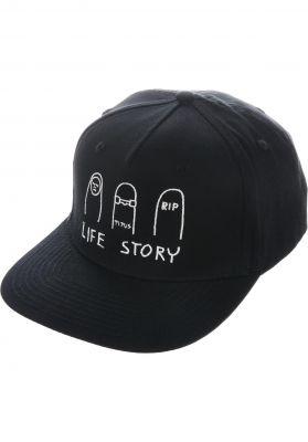 TITUS Life Story Snapback