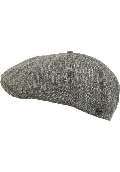 Brixton Hüte Brood LW grey-black vorderansicht 0580399
