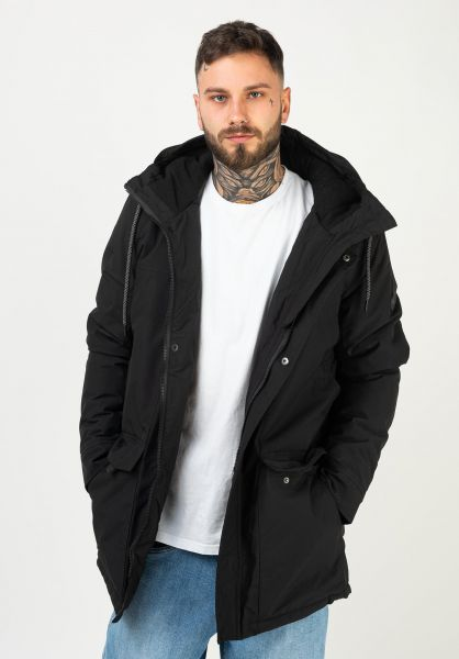 Ragwear Winterjacken Kristof black 320 vorderansicht 0250282