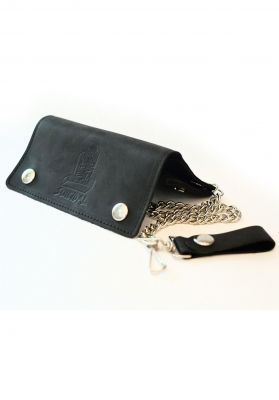 Dogtown Suicidal Leather Chain Wallet