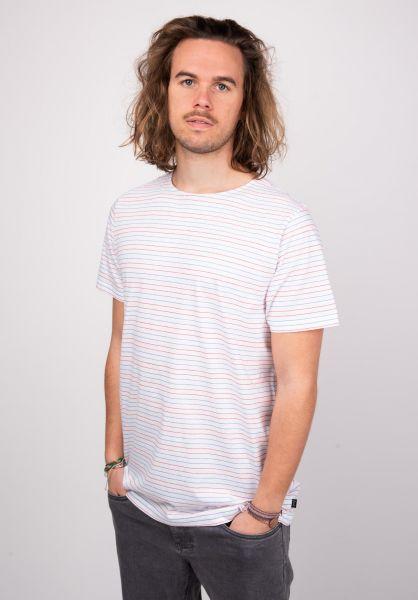 Forvert T-Shirts Mantup white-multi vorderansicht 0398607