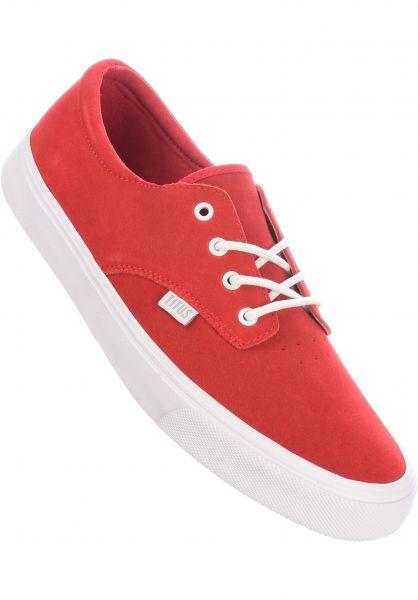 TITUS Alle Schuhe Clubman PRM cardinal-white vorderansicht 0604302