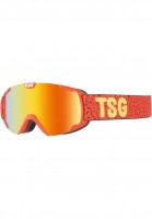 TSG Snowboard-Brille Goggle Expect Mini wiggle Vorderansicht