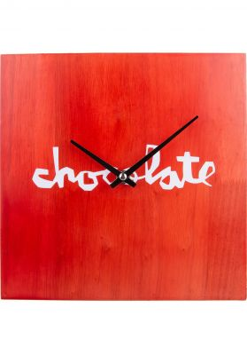 Chocolate Chunk Clock