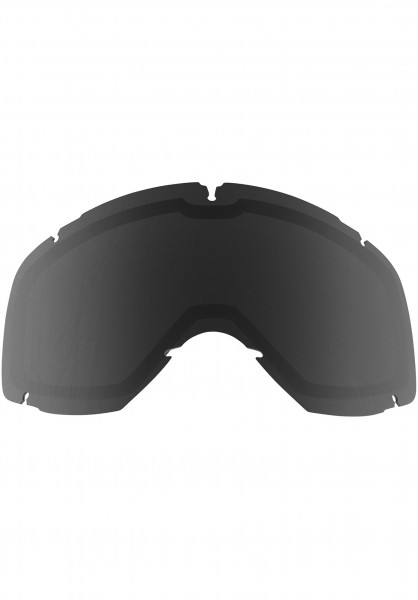 TSG Snowboard-Brille Replacement Lens Goggle Expect black Vorderansicht