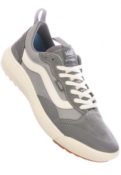 Vans Alle Schuhe Ultra Range Exo SE pewter-drizzle vorderansicht 0604972